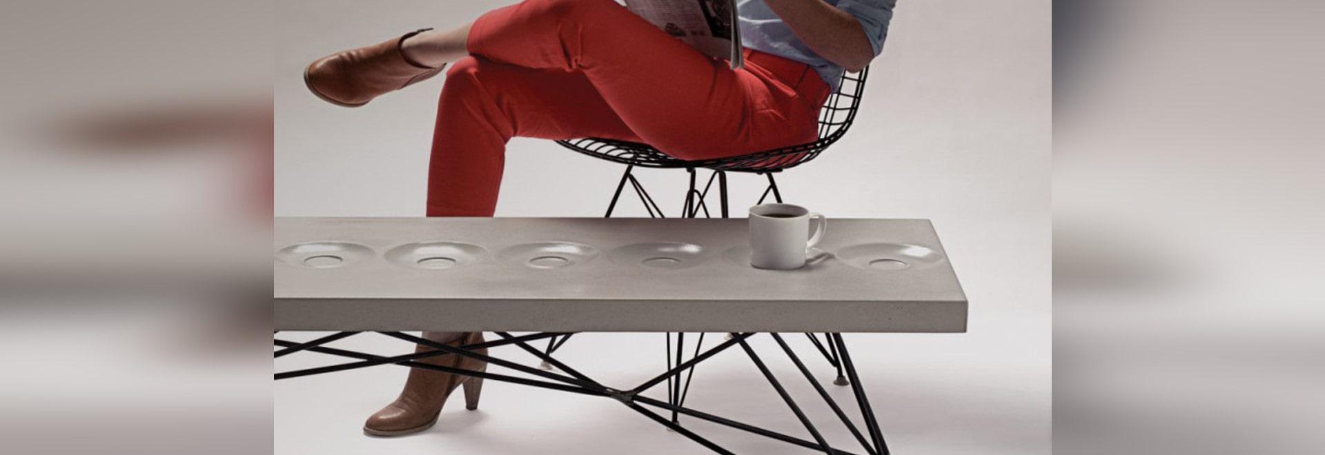 SUNDAY BUZZ: HARD GOODS ORSON COFFEE TABLE