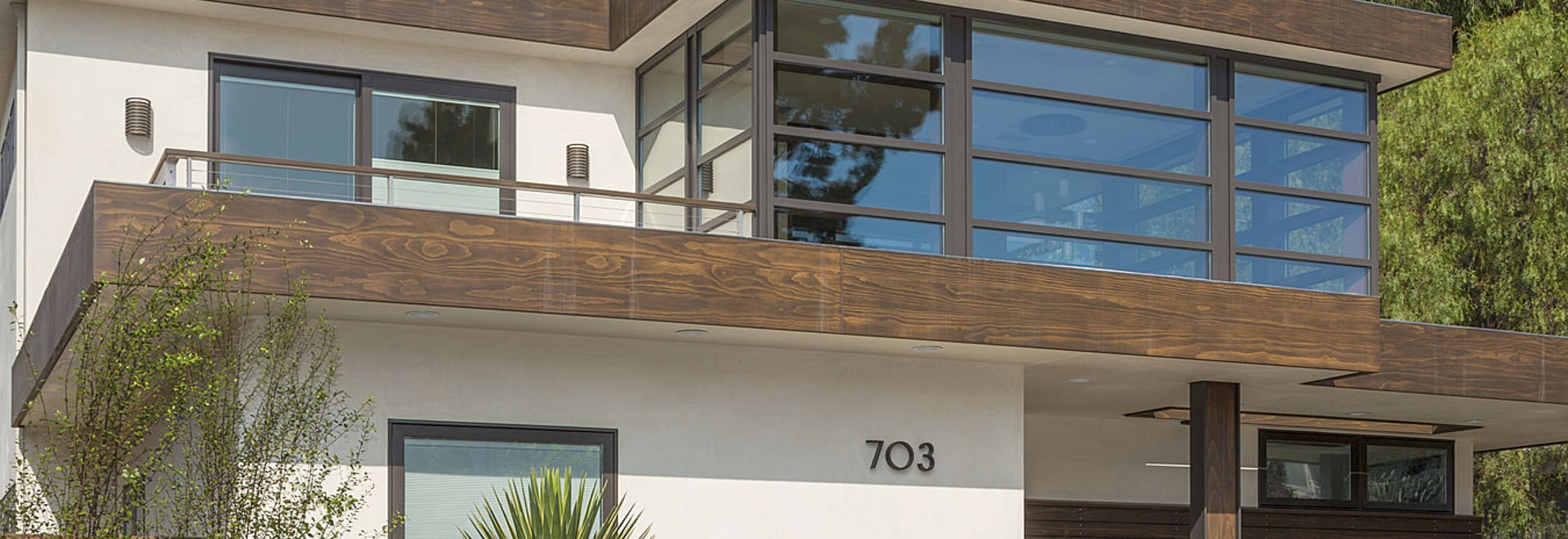 Sustainable Accoya Home Receives Platinum Leed Certification
