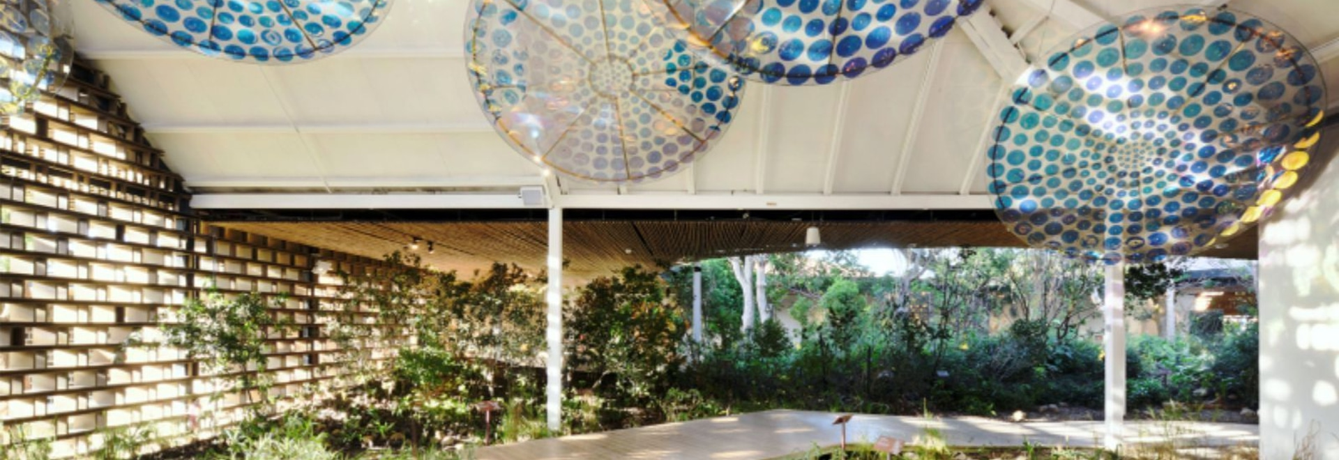 Taichung World Flora Expo, Discovery Pavilion by Cogitoimage International Co.