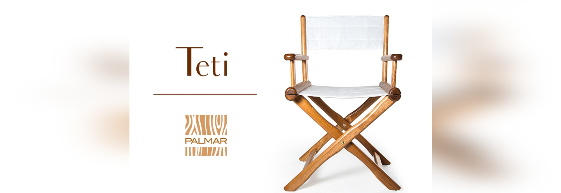 TETI director's chair is now available