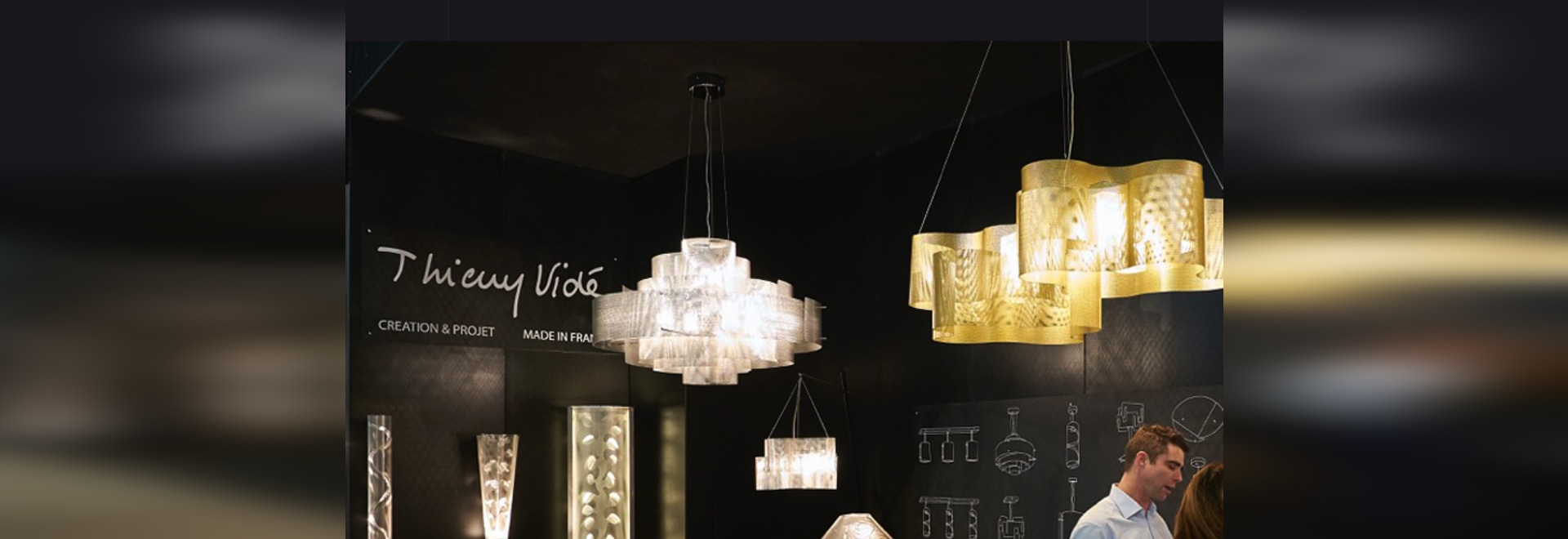 Thierry Vidé Design will be at Maison & Objet fair 08-12 September 2017