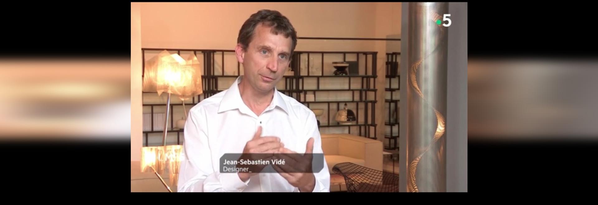 """Thierry Vidé and """"La maison France 5"""""""
