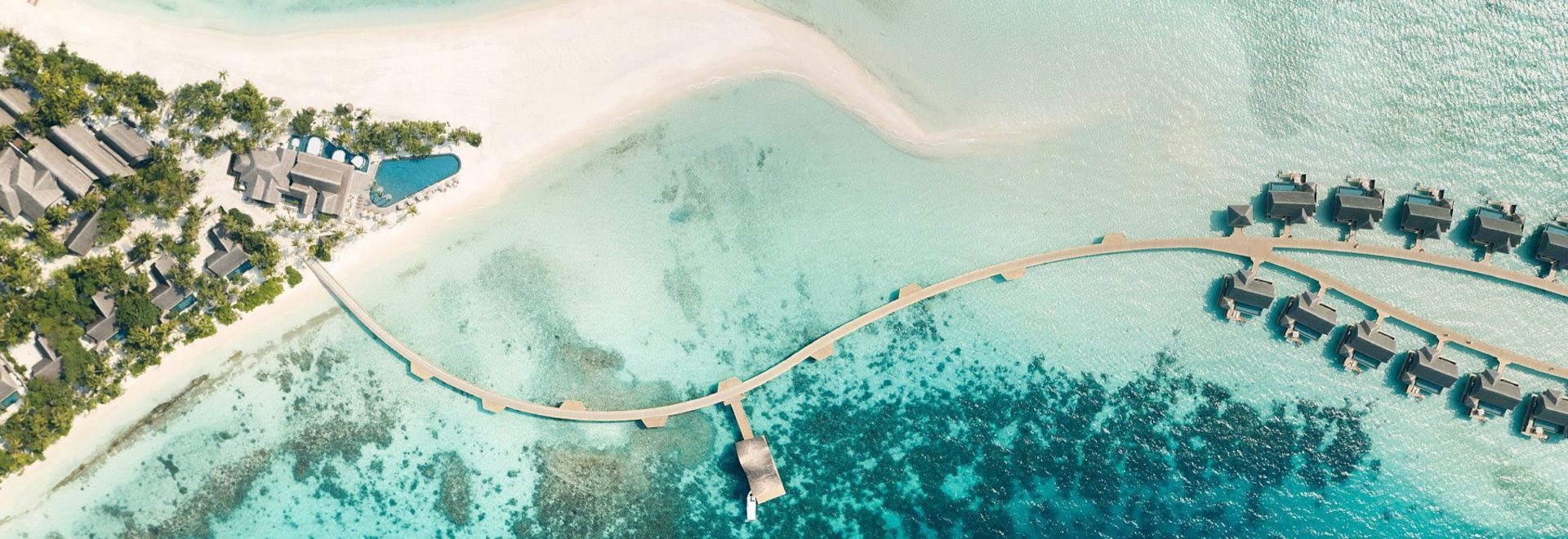 this luxury resort by autoban draws from the maldives' vernacular architecture