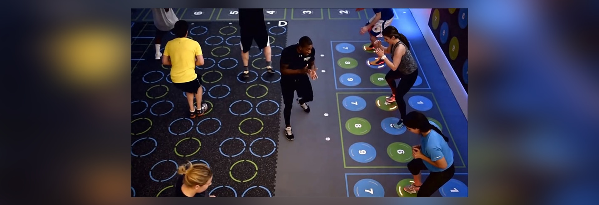 This New Gym Is Designed Like A Video Game
