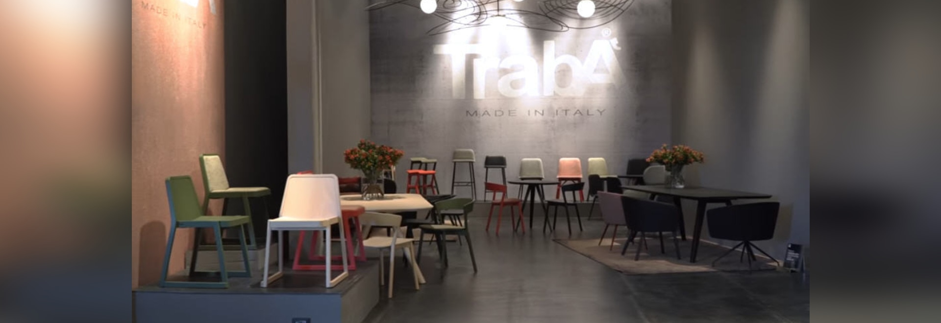 Traba' at iSaloni 2017