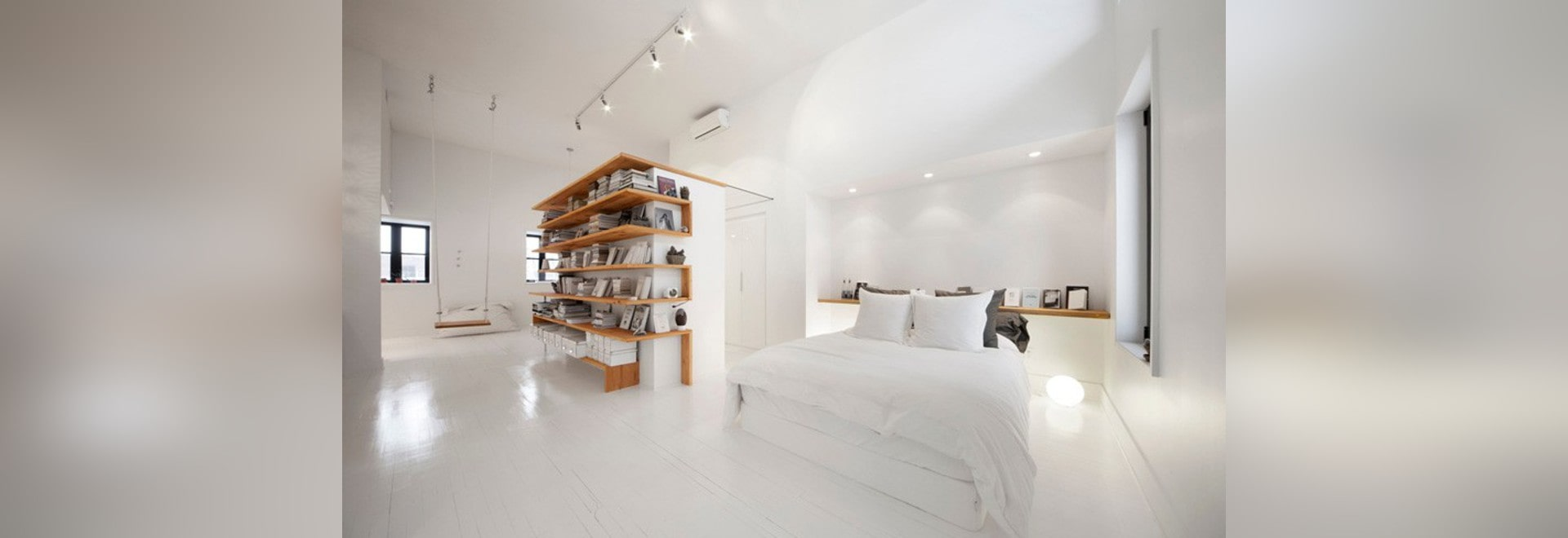 Transforming An Attic Into A Bedroom And Artist Studio & Transforming An Attic Into A Bedroom And Artist Studio - Montreal ...