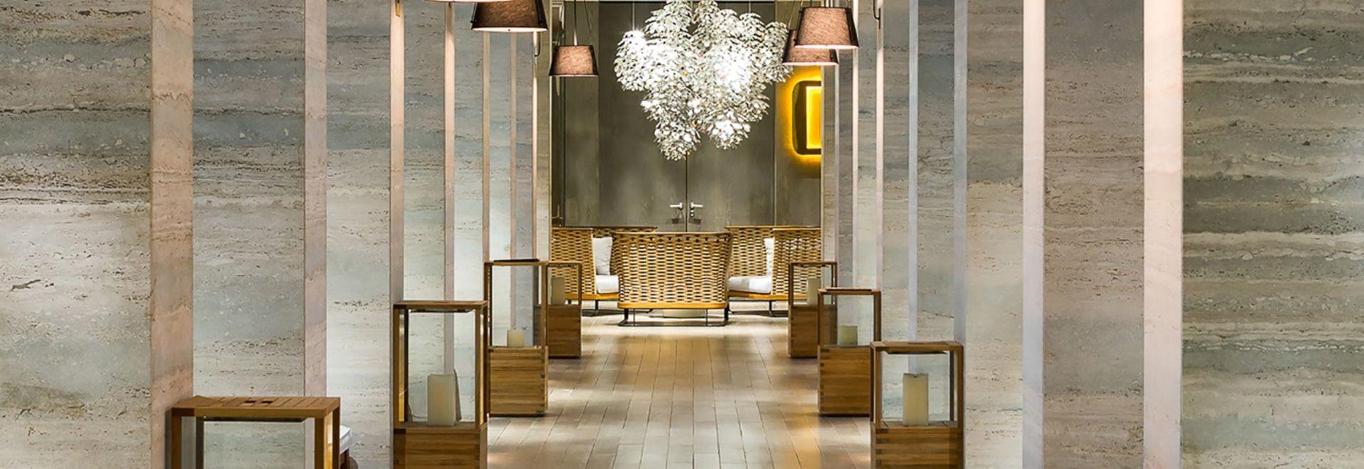 TRIBÙ LANTERNS AT THE W-HOTEL GUANGZHOU