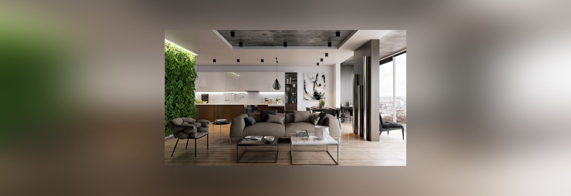 Bon Verdant Vertical Gardens Bring Beauty Indoors