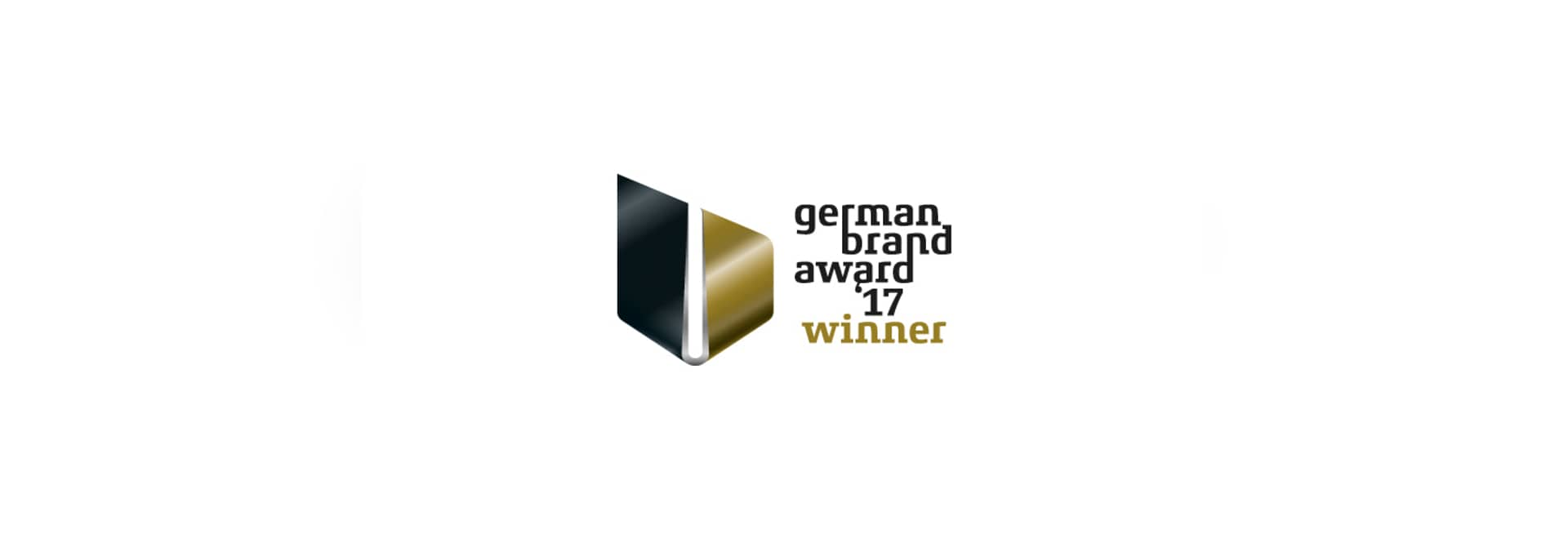 "Viasit receives the ""German Brand Award"" from the German Design Council"