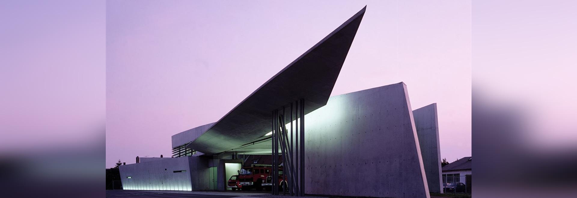 Vitra Fire Station, Weil am Rhein, Germany (Photo: Christian Richters)
