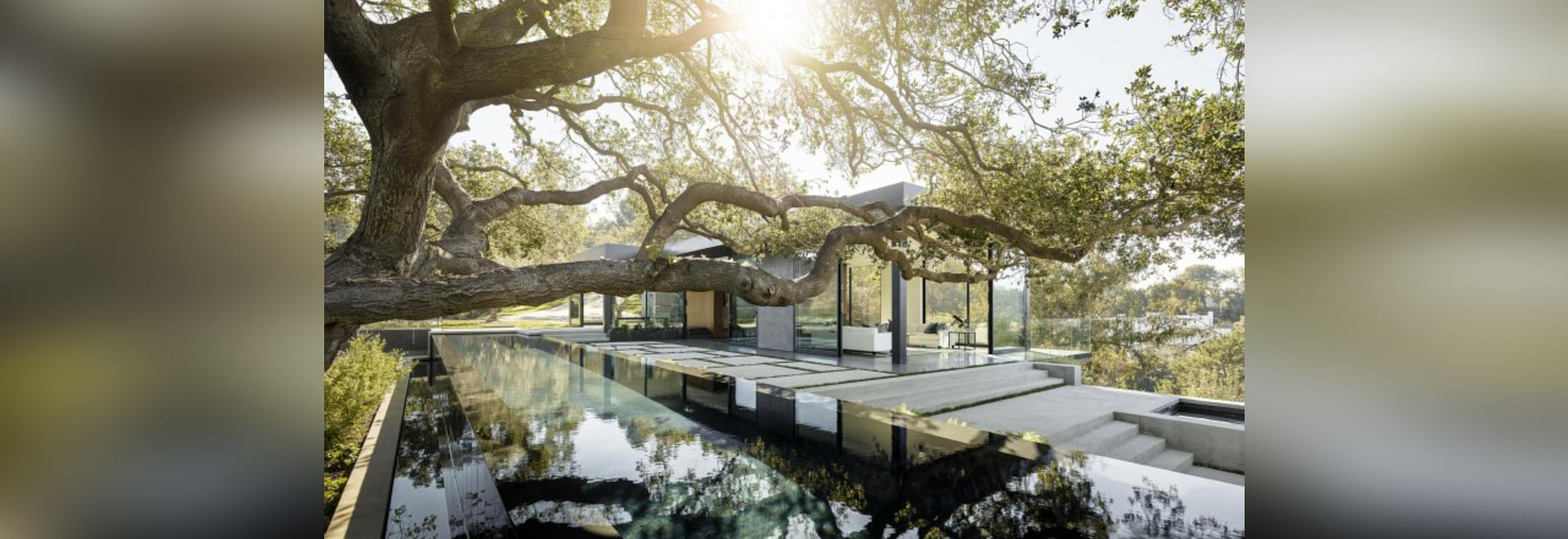 walker workshop designs a discreet but stunning california home