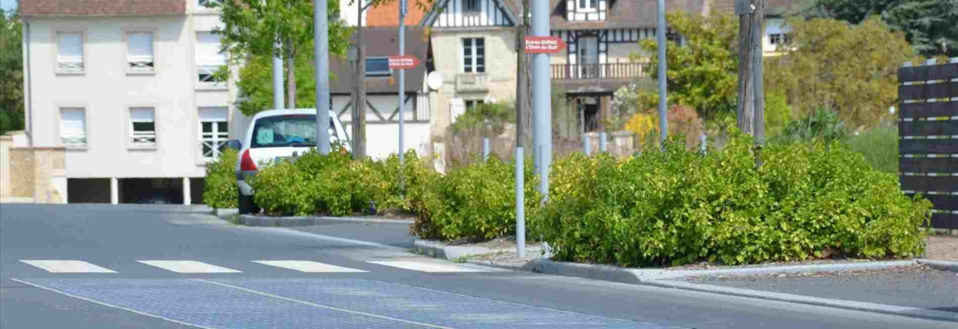 Wattaway has developed PV modules that can be placed on roads (Photo: Wattaway)