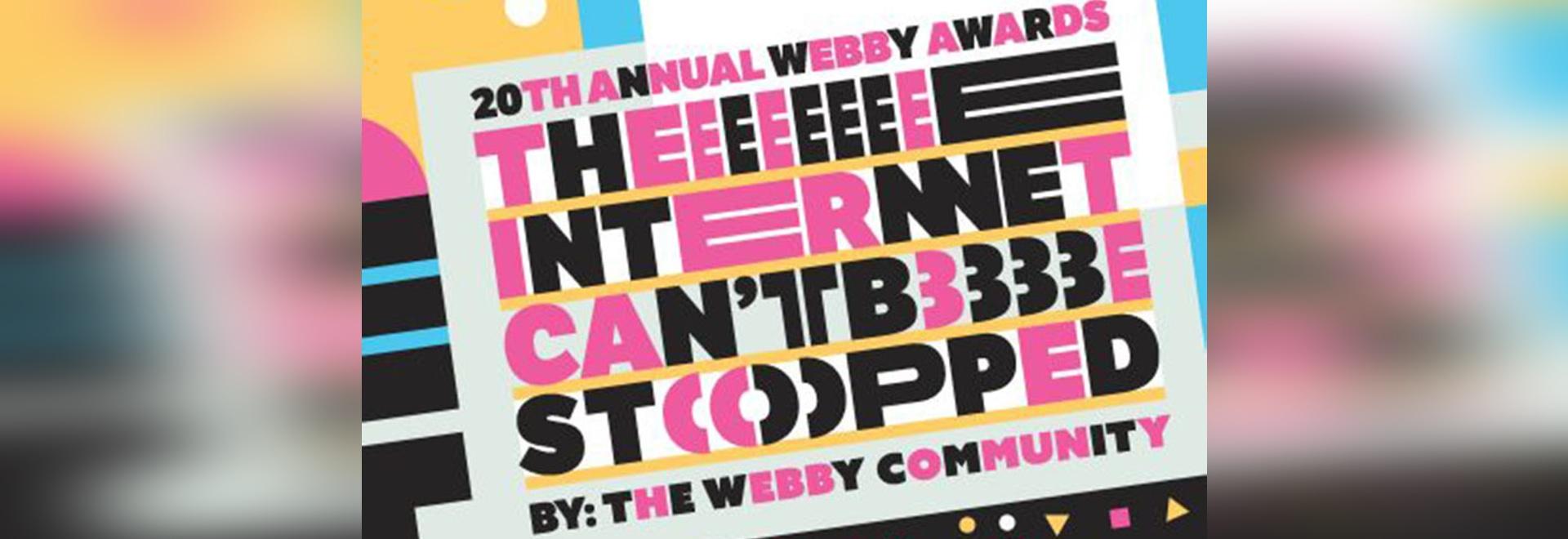 THE WEBBYS 2015