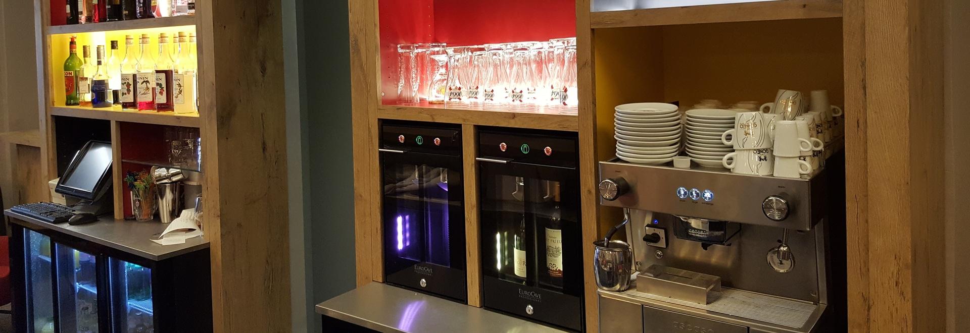 Wine Bar 2.0 - Ibis Hotel - Perrache Lyon