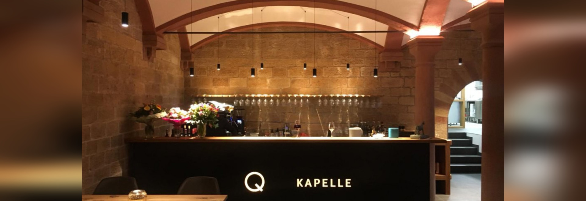 Wine lounge Q-Chapel
