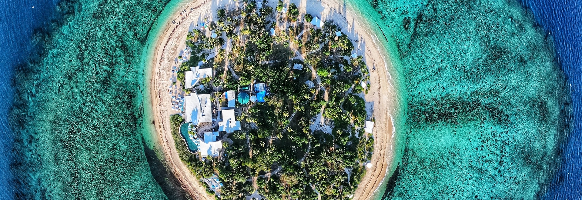 The World's first Island Beach Club. Feat. JOI Collection by TOOU