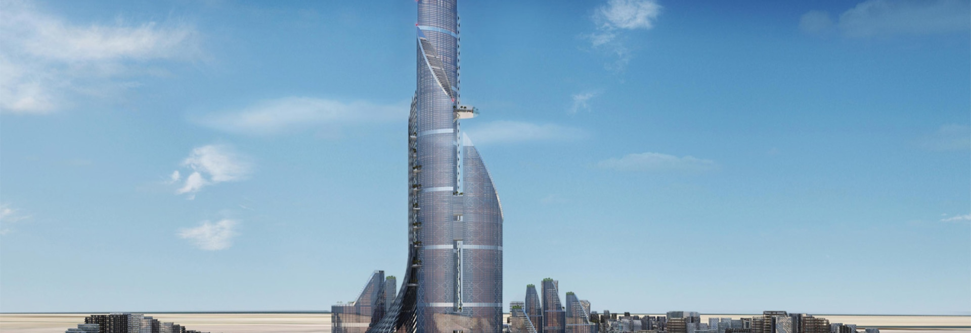 World's tallest building planned for Iraq's Basra Province