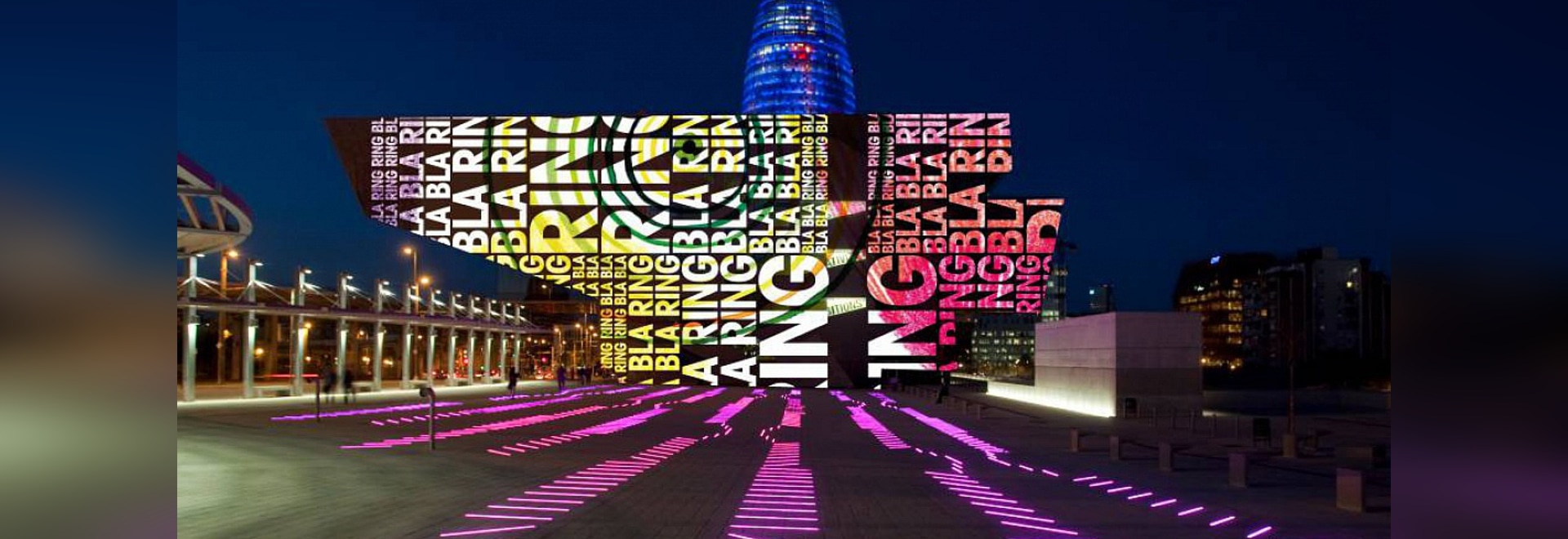 The Xiu Xiu, a projection mapping project. Courtesy of artec3 studio.