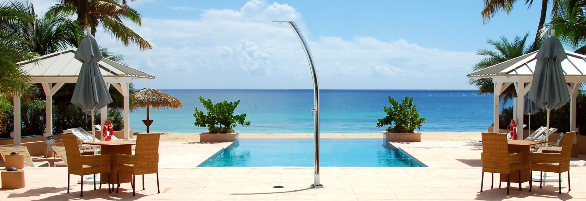 Yacht M a new stylish outdoor shower by Inoxstyle