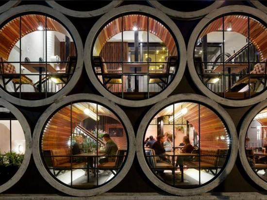 Prahran Hotel in Melbourne, Australia (design by Techne Architects)
