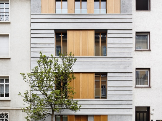 BÜRGERHAUS by Güth & Braun Architekten + DYNAMO Studio