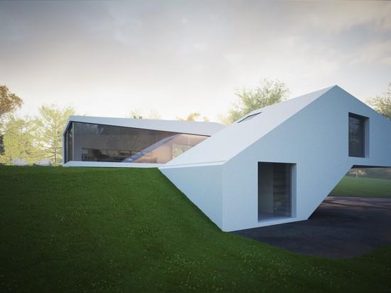 House Hafner by Hornung & Jacobi