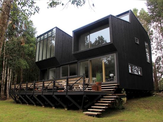 Casa CBI by SGGB Arquitectos