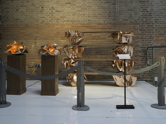 DDW 2014: 'CLEAN UP! THE MESS' TURNS SCRAPS INTO NEW PRODUCTS