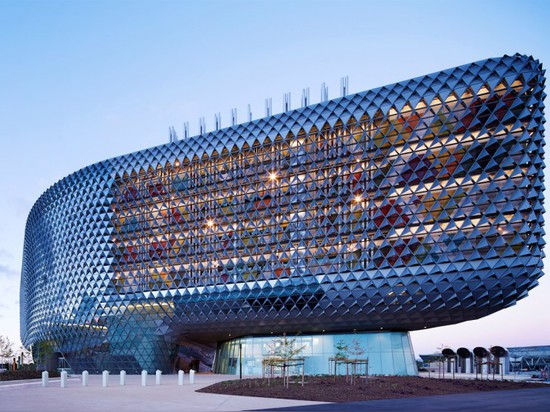 South Australian Health and Medical Research Institute (SAHMRI) by WOODS BAGOT
