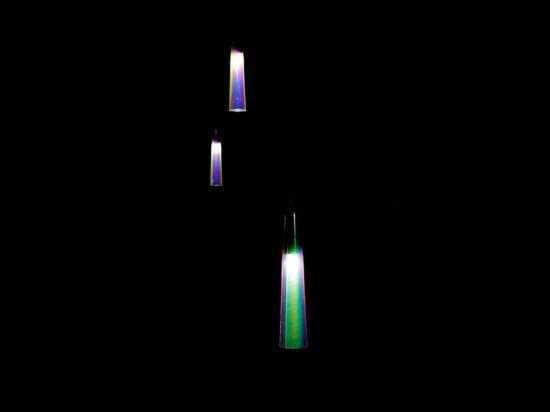 MILAN 2015: FABRICE HÖFGEN'S LIGHT INSTALLATION IMITATES HUMAN CONVERSATION