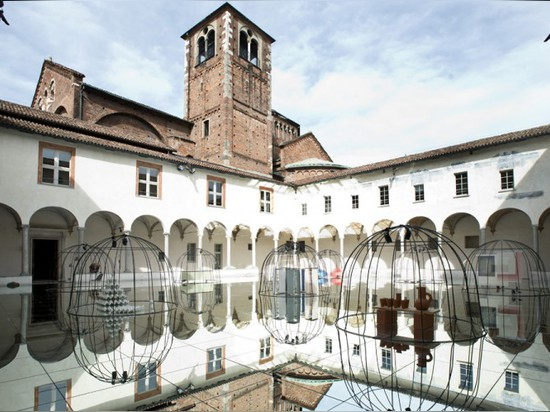MILAN 2015: GAMFRATESI CURATES MINDCRAFT15 EXHIBITION