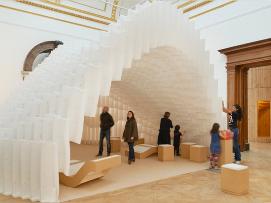 SENSING SPACE EXHIBITION IN LONDON'S RA