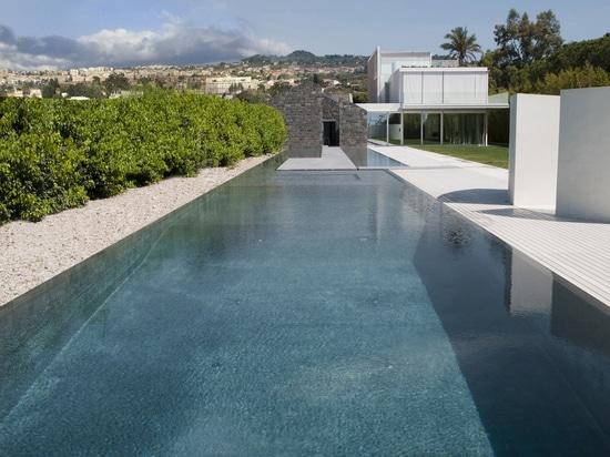 Villa A by A-OMA