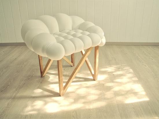 Snöbar chair by Yonder Magnetik