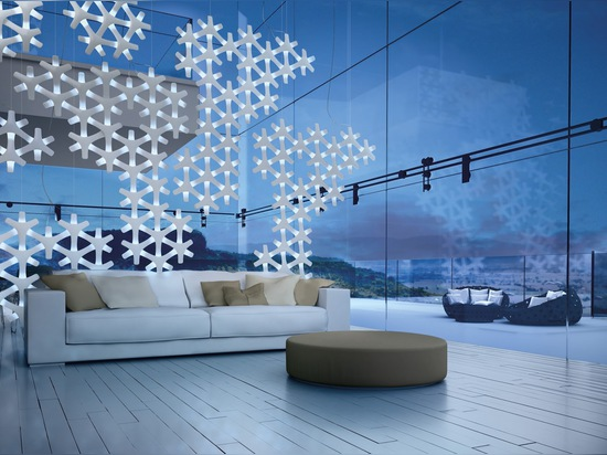 Synapse by Francisco Gomez Paz for Luceplan
