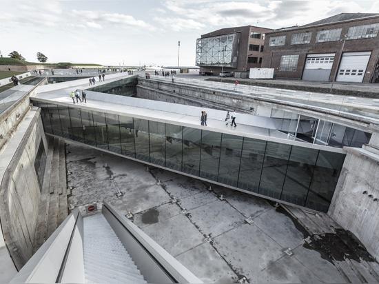 Danish National Maritime Museum by BIG Architects (Helsingør, Denmark, 2013)