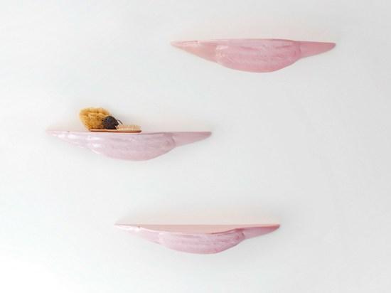 Mousse shelf by François  Azambourg for Moustache