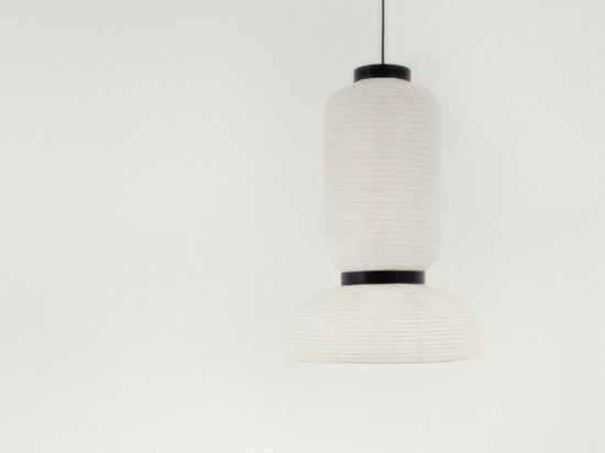 the lamps reinvents an old form and introduces contemporary aspects