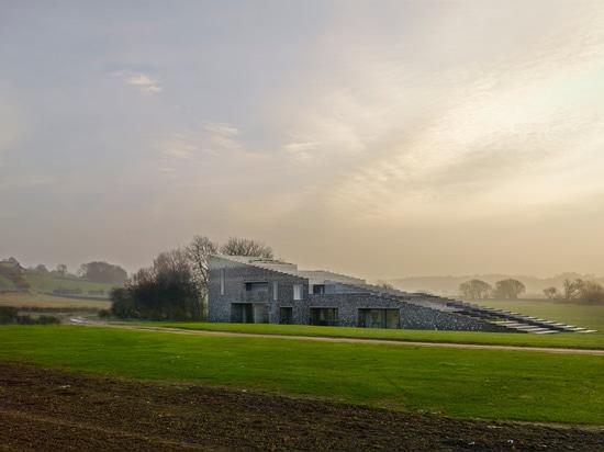 Skene Catling de la Pena's Flint House named UK House of the Year