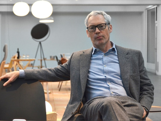 interview with jasper morrison, A&W designer of the year 2016 at imm cologne