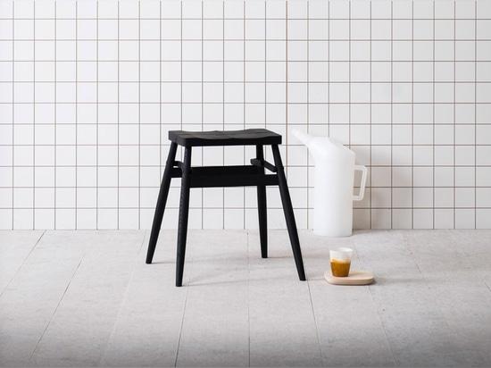pinch design studio unveils a new range of handmade furniture at maison & object