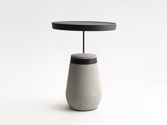andrea ponti captures hong kong's identity in kanban side table