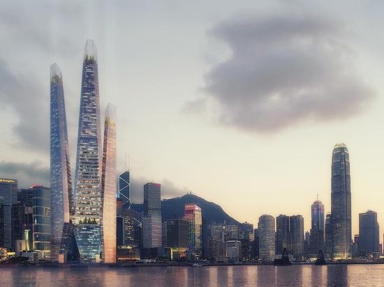 weston williamson+partners propose transport oriented development in hong kong