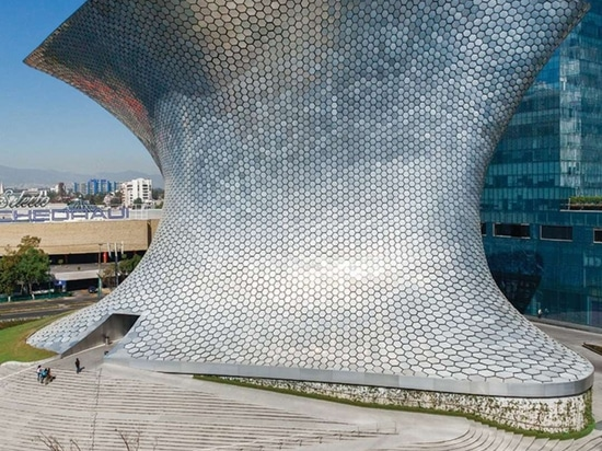Dynamic Ceramic: 8 Striking Tiled Façades