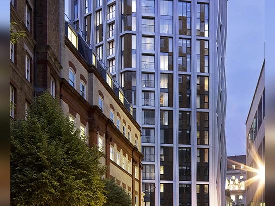 Hexagon Apartments, Parker Street, Covent Garden, London, WC2B 3 ...