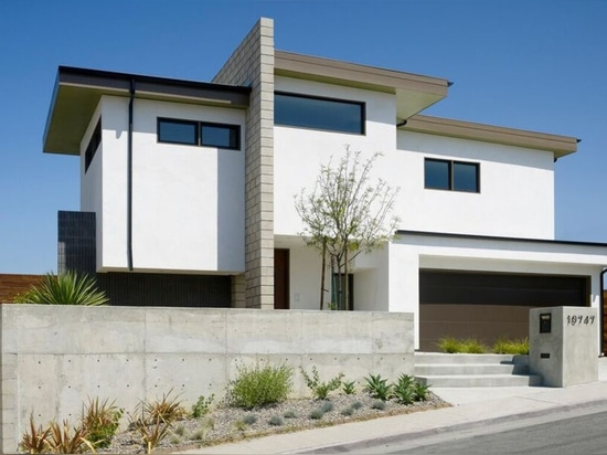Culver City Hill House