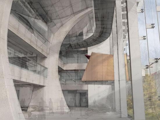 Paul Lukez Architecture breaks ground on sustainable multi-use development in China