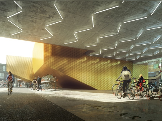 there will be available parking for 1,200 bicycles