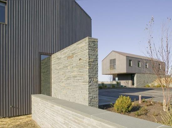 Blue Rock House