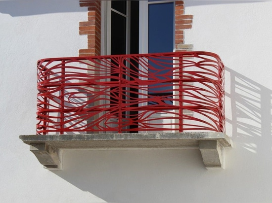 NEW: exterior railing by FRANCE RESILLE
